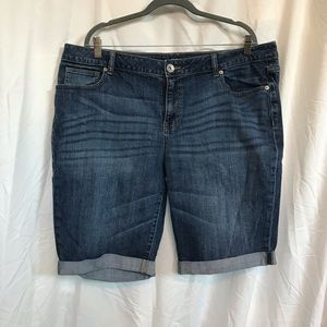Ana Denim Shorts